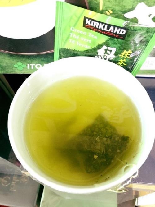 Sai lầm khi uống trà xanh Kirkland gây hại cho sức khỏe 1