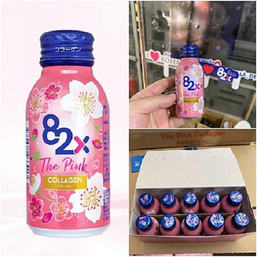 Liệu trình uống Collagen 82x The Pink trong bao lâu? 1
