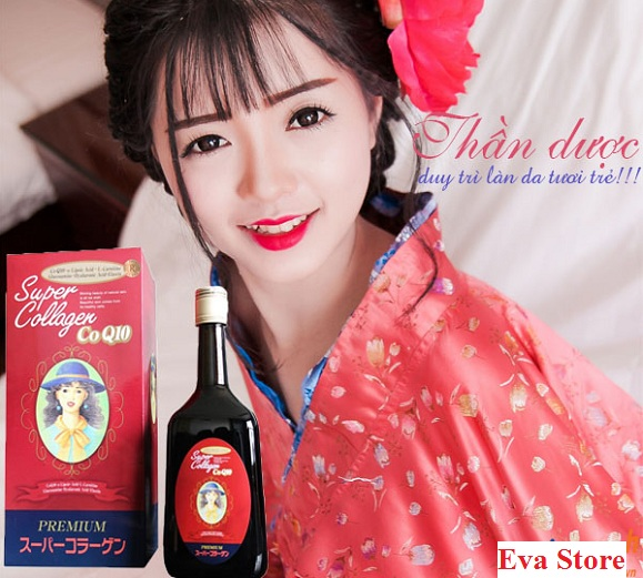Review nước uống Super Collagen Q10 Japan từ khách hàng 7