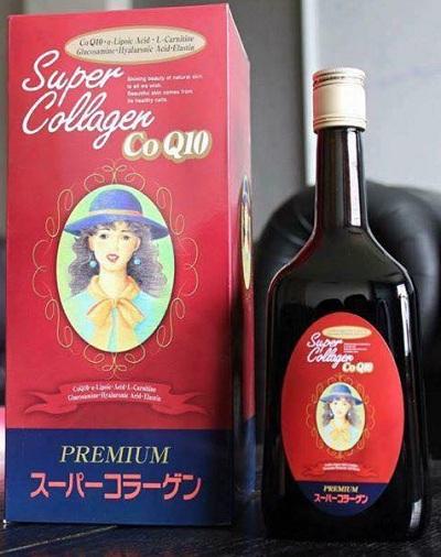 Review nước uống Super Collagen Q10 Japan từ khách hàng