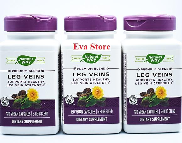 Leg Veins Nature's Way có tốt không? Phân tích chi tiết 5