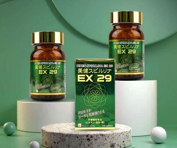 Cách sử dụng tảo xoắn Biken Spirulina EX 29 hiệu quả nhất 8