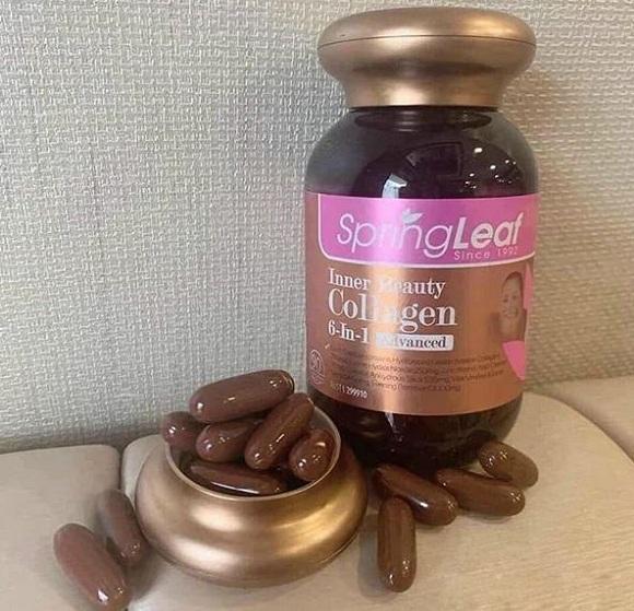 Collagen Spring Leaf có tốt không? Thực hư về hiệu quả 7