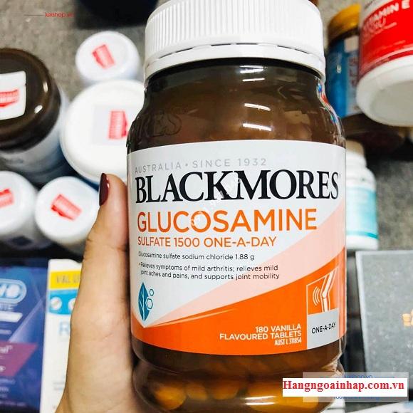 Glucosamine Blackmores của Úc có tốt không? [Giải đáp] 0