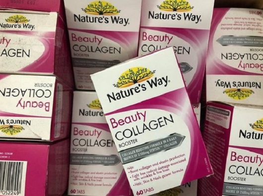 Nature's Way Beauty Collagen Booster review chi tiết 9