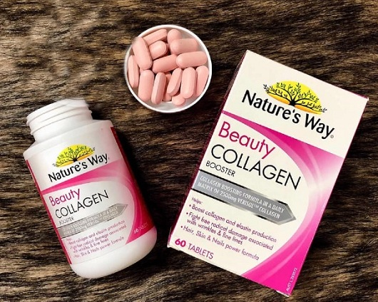 Nature's Way Beauty Collagen Booster review chi tiết 8