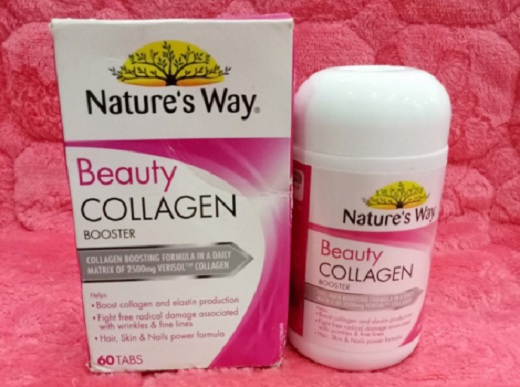 Nature's Way Beauty Collagen Booster review chi tiết 4