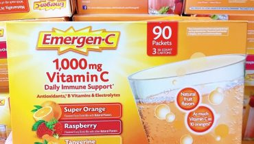 Cách dùng Emergen-C 1000mg Vitamin C tăng đề kháng