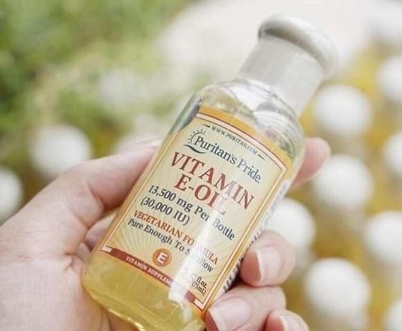 Vitamin E-Oil 30000IU có tốt không? Làn da nào phù hợp