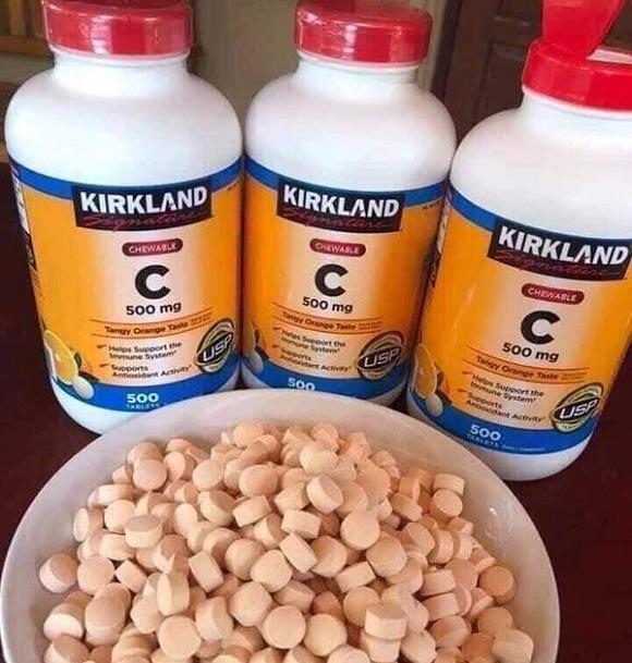 Vitamin C 500mg ngày uống mấy viên? Quá liều có sao không 8